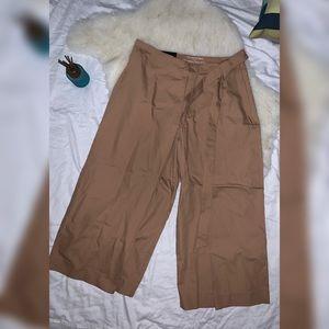 Banana Republic Wide Leg Pants Size 12